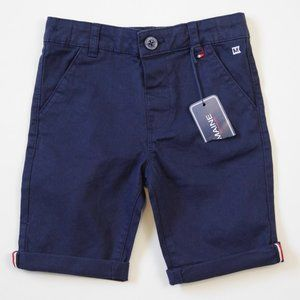 *NWT* Maine New England Navy Blue Chino Shorts